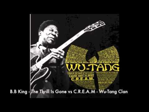 C.R.E.A.M - B.B. King vs Wu-Tang Clan [BLUES + HIP HOP]