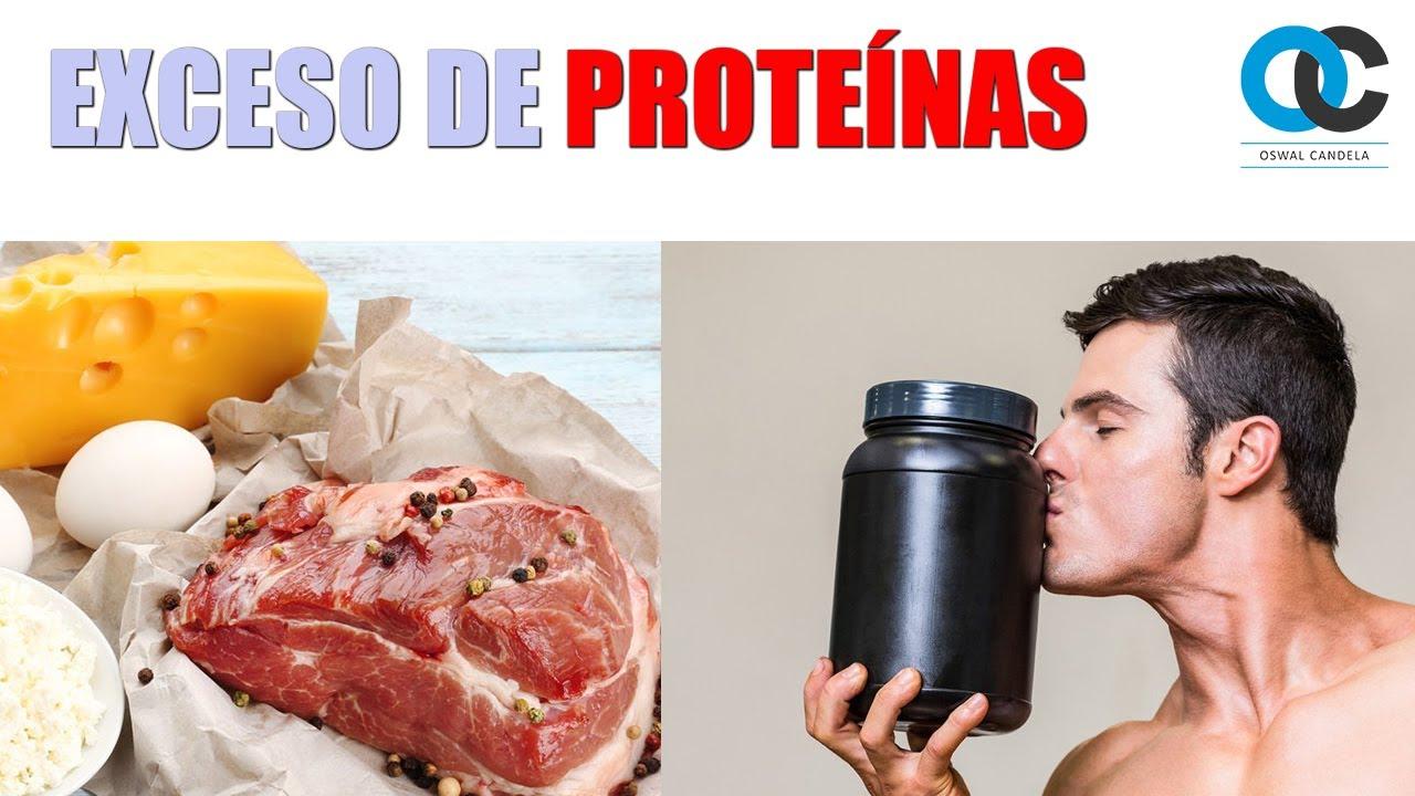 Proteinas son malas para el higado
