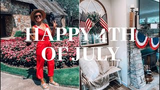 DAY IN THE LIFE | HAPPY 4th of JULY | Lake Martin
