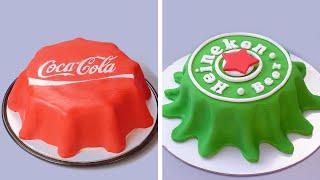 Satisfying Cake Decorating Ideas   Creative Birthday Cake Ideas