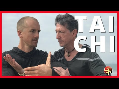 10 Minutes of Tai Chi with Jake Mace | Tai Chi for Beginners