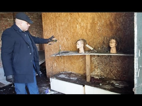 Nel tempio dell'Ascia Nera della mafia nigeriana a Milano ( Reporter indignato) 4 puntata