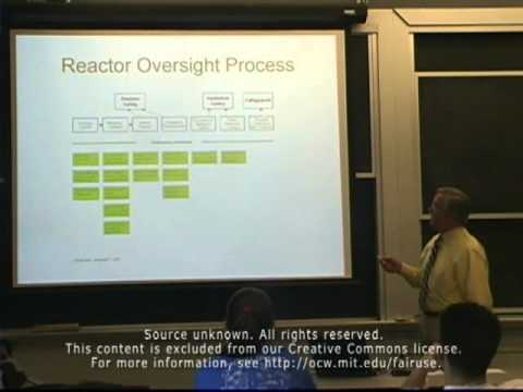 Lec 13 | MIT 22.091 Nuclear Reactor Safety, Spring 2008