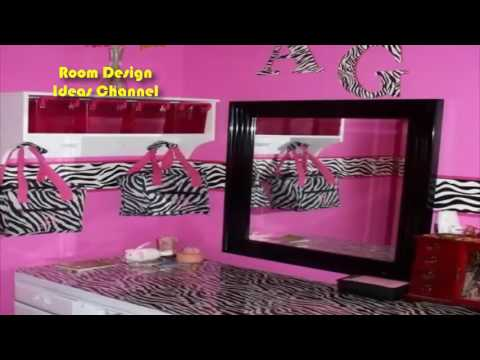 Cute Bedroom Decorating Ideas - Girls Bedroom Decorating Ideas
