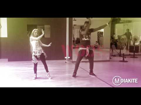 MO DIAKITE: ASHAWOOSA  Dekumzy Zumba® Fitness choreography