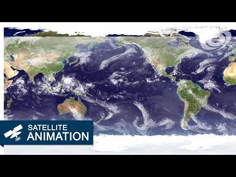 2013 Worldwide Satellite Animation