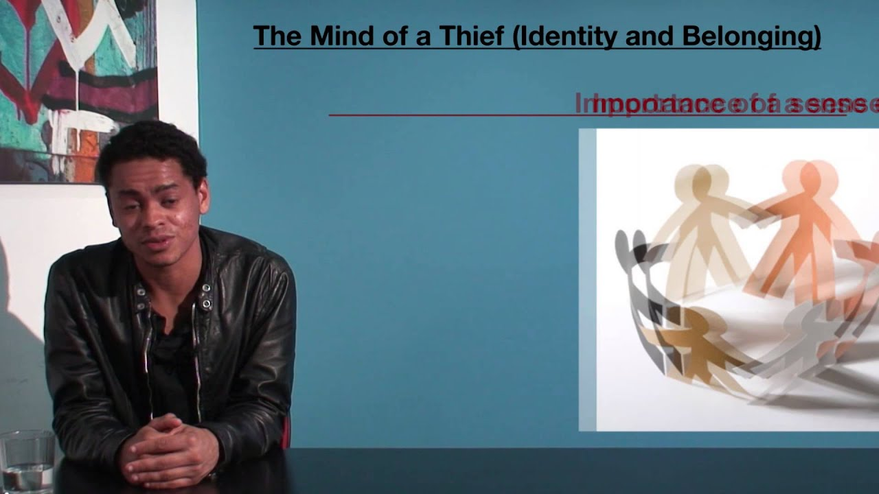 vce english the mind of a thief identity and belonging vce english the mind of a thief identity and belonging