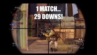 29 Downs in 1 Match (Subscriber Edition) - The Last of Us: Remastered Multiplayer (Wharf)