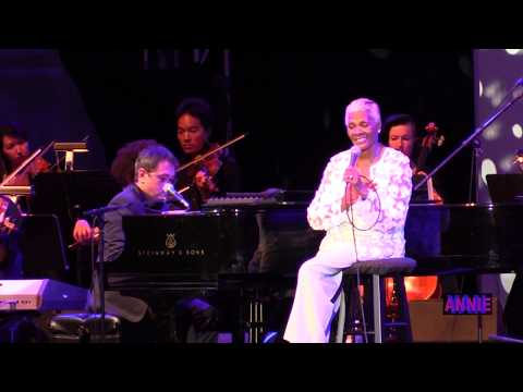DIONNE WARWICK @ Lincoln Center Out Of Doors 2017