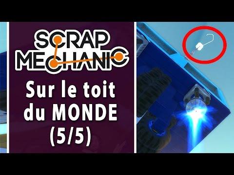 SCRAP MECHANIC - Défi 3-5 : Le FAIL est total ! | LET'S PLAY FR