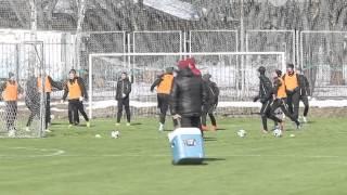 Рубин провел открытую тренировку(, 2014-03-21T11:26:33.000Z)