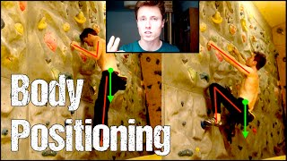 Rock Climbing Technique For Beginners : Body Positioning And Center Of Gravity