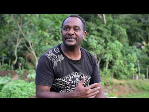What makes people of Vanuatu happy?