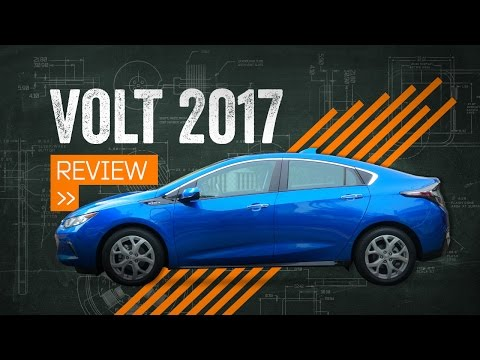 Chevy Volt 2017 Review: An Electric Car With A Gas Assistant