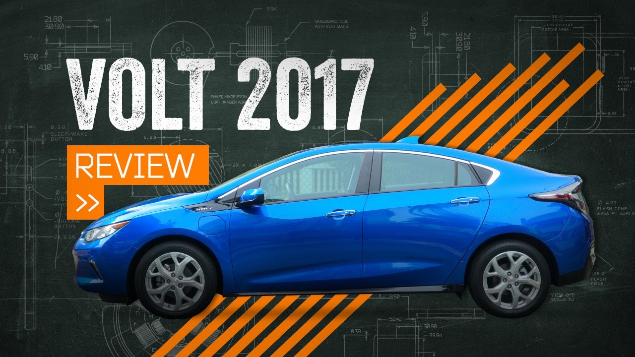 Chevy Volt 2017 Review An Electric Car With A Gas Assistant Youtube