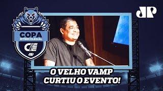 QUE CHIQUE! Copa CIEE Jovem Pan vive MANHÃ de GALA em congresso técnico (c/ VAMPETA & FUTPARÓDIAS)