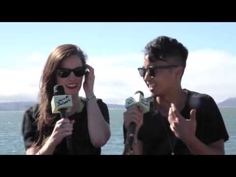 B-Sides On-Air: Interview- Cathedrals ‡ Talk Treasure Island Music Festival, Origins
