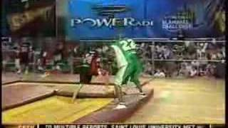 PowerADE SlamBall Challenge 1 - Mob vs Rumble part 1