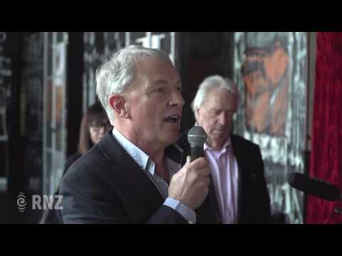 Phil Goff's mayoral victory speech