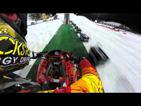 GoPro Course Preview: Snowmobile Freestyle