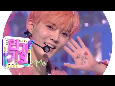 NU'EST(뉴이스트) - LOVE ME @인기가요 Inkigayo 20191103