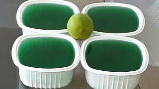 Faça pasta brilho gel com a base transparente caseira