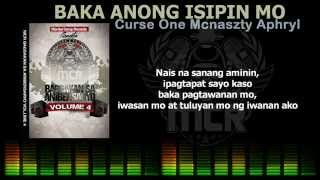 Repeat youtube video BAKA ANONG ISIPIN MO   Curse One, Mcnaszty, Aphryl (JEBEATS) [HQ]