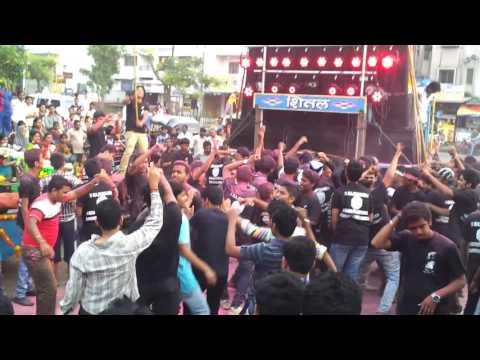 Ganpati Visarjan 1(Nashik) - Dj Anil Nsk (Anny) Sound
