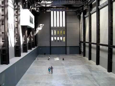 England 7 - Tate Modern Art Museum interior