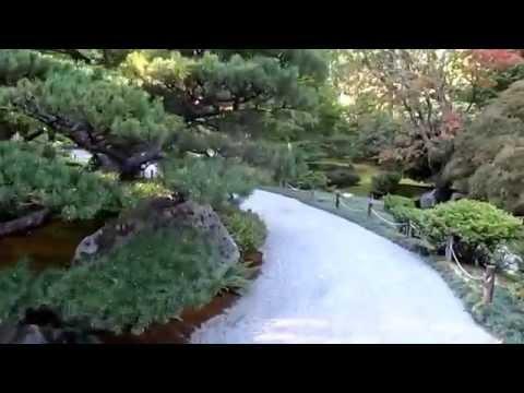 Seattle's Japanese Garden シアトルのジャパニーズガーデン