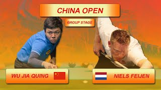 Wu Jiaqing - Niels Feijen | China Open 2018