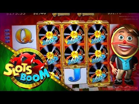 Tutti Looti Bonus 12 free games - 2c Konami Slot game - 동영상