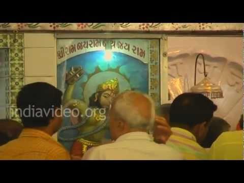 Bala Hanuman Temple in Jamngar