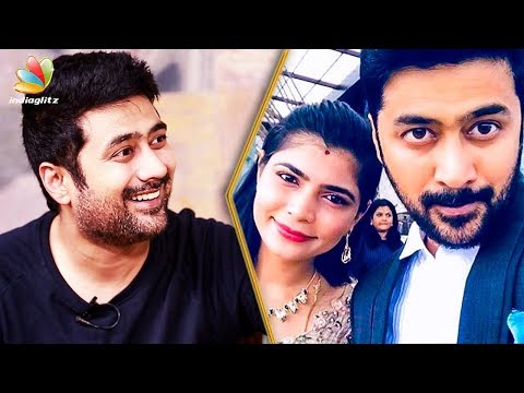 Im Lucky Free Katcheri Everyday : Chinmayi Husband Rahul Ravindran   U Turn Movie