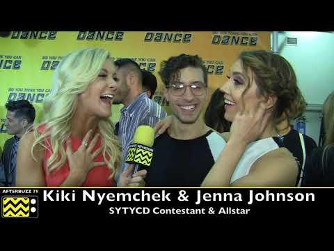 SYTYCD Kiki Nyemchek and Jenna Johnson tell AfterBuzz about Kiki's future dancing babies!