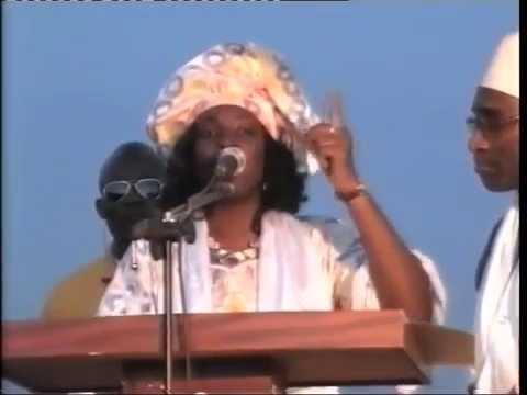 Discours de clôture de campagne législatives 2013 de Assetou SANGARÉ