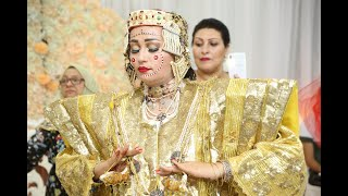 Hennet Soussa - حنة سوسية - Mariage Amel