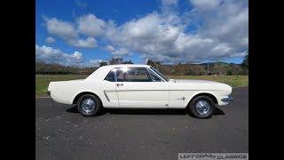 Original California 1965 Ford Mustang for Sale