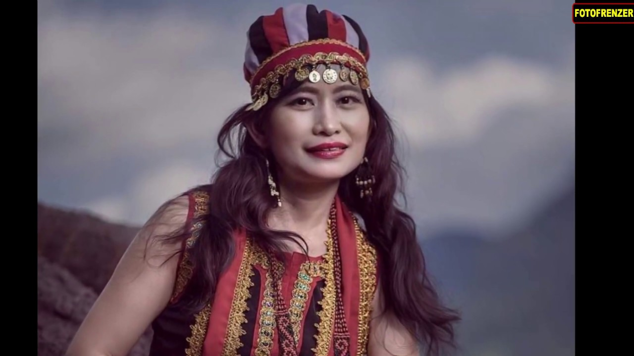 Bts Photoshoot Bidayuh Costume Youtube