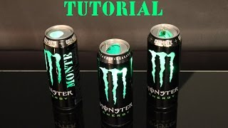 Tutorial Monster L E D Lampe