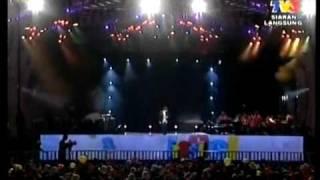 "Afgan (live) - Konser Inspirasi 25 Tahun TV3 - ""Bukan Cinta Biasa"" & ""Terima Kasih Cinta"""