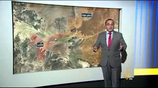 تطورات العمليات العسكرية في اليمن