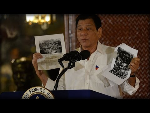 PHILIPPINES COZIES UP TO CHINA & RUSSIA AMID CIA COUP THREAT