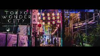 【日本語ラップ MIX】DJKRO TOKYO WONDER CITY CHILL JAPANESE HIPHOP MIX