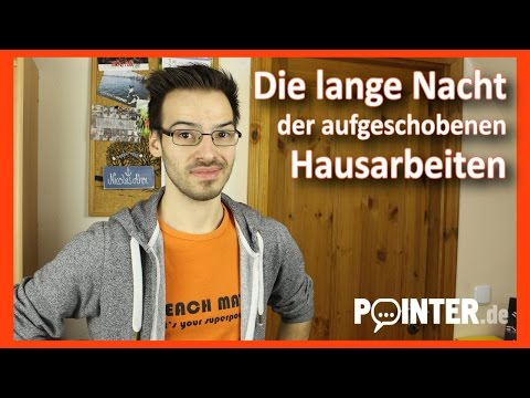 Patrick vloggt - Die lange Nacht der aufgeschobenen Hausarbeiten