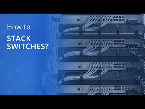 How To Stack Switches Using S3800 Switches | FS.COM