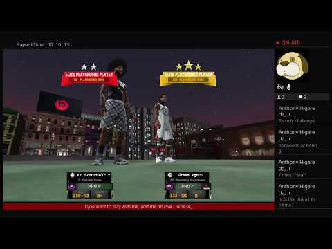 NBA 2K19 Playing with fans - Grinding Episode 5