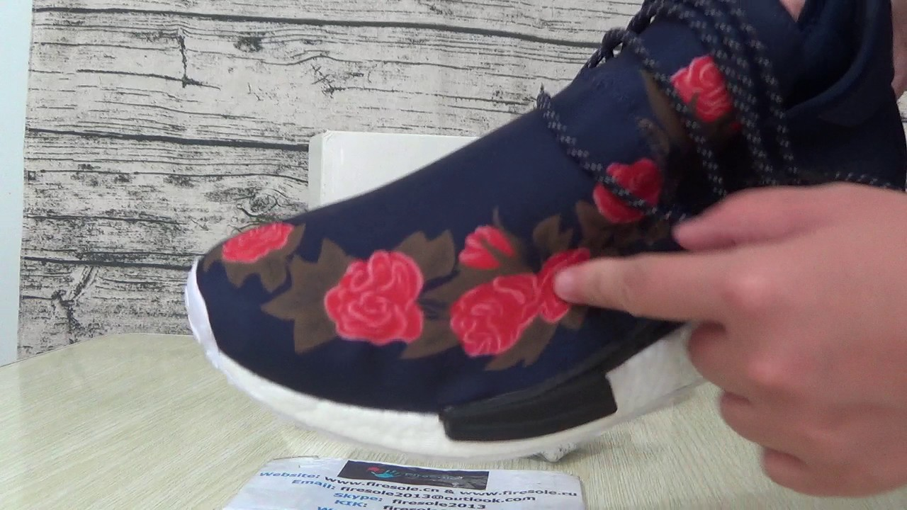 707be58a16 Adidas PW HU NMD x GUCCI from firesole.cn - YouTube