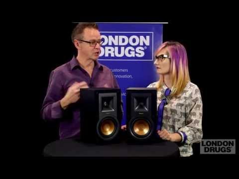 Klipsch R 15M Bookshelf Speaker #LDTech product Q&A with Tarah Ferguson