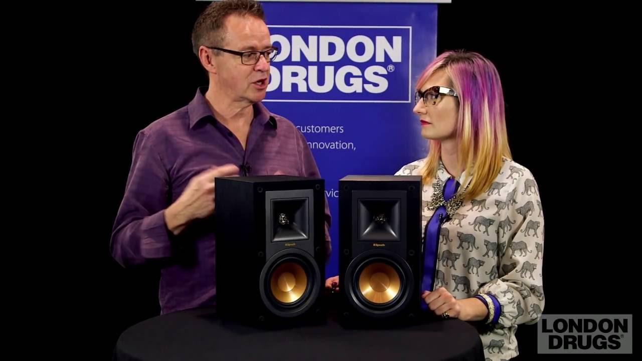 Klipsch R 15M Bookshelf Speaker LDTech Product QA With Tarah Ferguson